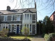 Ground Flat in 36 Stanwell Road, Penarth