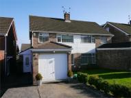 semi detached home in Summerland Crescent...