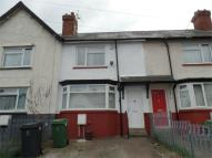 2 bedroom Terraced property to rent in Meyrick Road, CARDIFF...