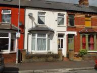 Terraced house for sale in Thurston Street, Canton...