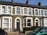 Terraced property in Rawden Place, Canton...