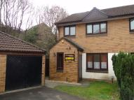 3 bed semi detached home in Melingriffith Drive...