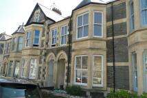 Terraced house in Hamilton Street...