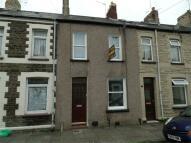 Terraced property in Warwick Street...