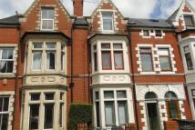 1 bed Flat to rent in Llandaff Road, Canton...