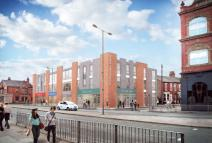 Flat to rent in Penny Lane Student Halls