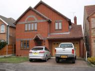 4 bed Detached home in George Close...