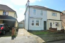 3 bed semi detached house in Marlborough Road...