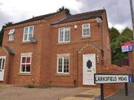 2 bedroom semi detached home in Larksfield Mews...