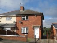 Tansley Hill Avenue semi detached house to rent