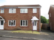 PEBWORTH GROVE semi detached house to rent