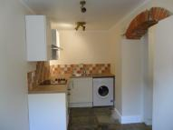 Studio apartment to rent in Chapel Street, Congleton...