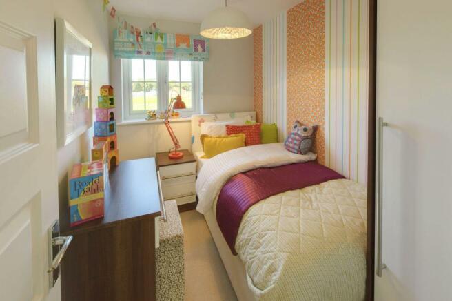 Three bedroom homes in North Hykeham
