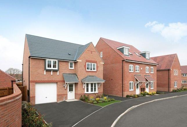 New homes in North Hykeham
