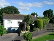 3 bedroom Detached Bungalow for sale in Burnards Close, Colyton...