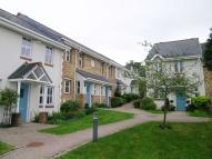 Terraced house for sale in Queens Court, Colyton...
