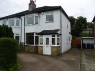 semi detached house in 3 Branksome Grove...
