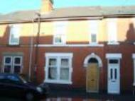 Terraced house in Stanley Street...