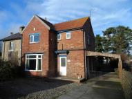 Detached house in Harmby Road, Leyburn