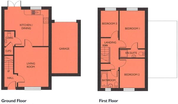 Coppergate 3 Bed (br