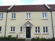 3 bed Terraced house in WEBBERS WAY, Tiverton...