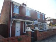 Terraced house in Nutall Rd,  Blackpool...