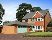 4 bed new property for sale in Gelligaer Road, Trelewis...