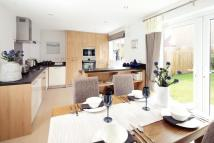 new property in Gelligaer Road, Trelewis...