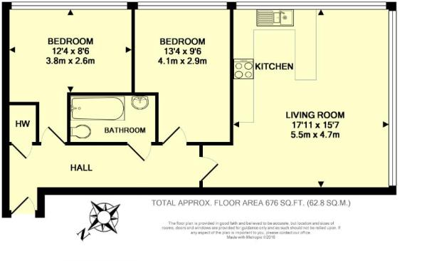 Floor Plan - Unit 11