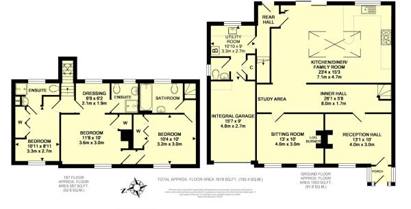 Floor Plan - Hillsid