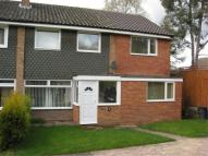 semi detached property in Hathaway Road, Four Oaks