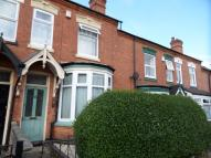 2 bedroom Terraced house to rent in Newman Road, Erdington