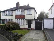 3 bedroom semi detached house to rent in Hill Crest Grove...