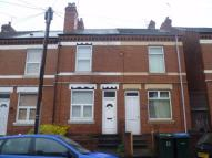 1 bed Terraced house in Monks Road, Stoke...