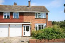 Longfields semi detached house to rent