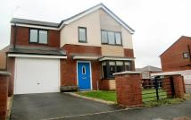 Detached property for sale in Hebburn