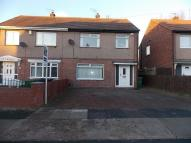 3 bedroom semi detached house to rent in Jarrow