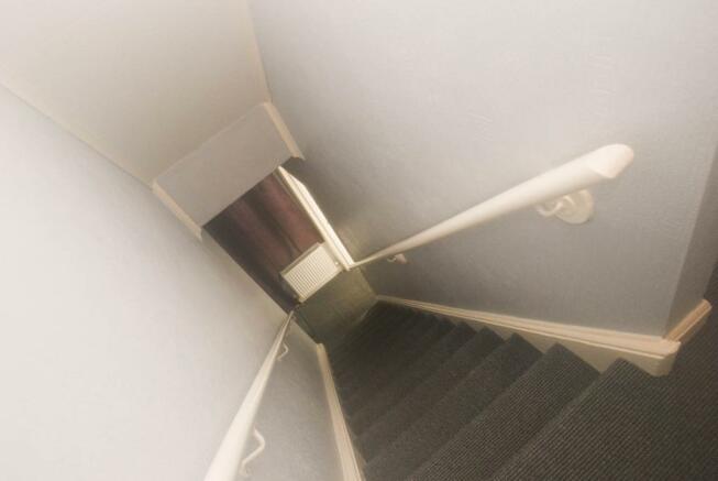 Hallway/stirs