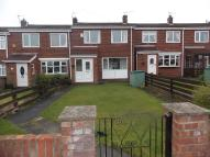 Terraced house in Jarrow