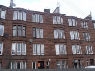 Budhill Avenue Flat to rent