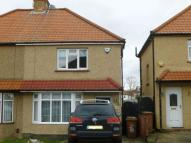 A semi detached property for sale
