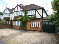 4 bed semi detached house for sale in Cheam Road, Cheam, Sutton