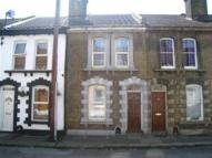 Terraced property in Cross Street, Rochester