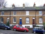 Terraced house in Shrubbery Road, Gravesend