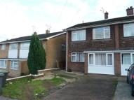 semi detached house in Mead Way, Canterbury