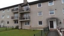 Flat to rent in Tannahill Crescent...