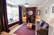 semi detached home in Balfour Road, Lenton...