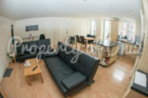 3 bed Flat to rent in Barker Gate, Nottingham...
