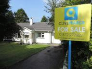 4 bed Detached Bungalow for sale in Sparnon Close, Redruth