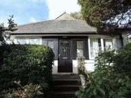 Detached Bungalow for sale in School Lane, Truro City